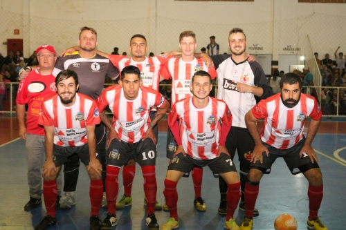 FINAL DO CAMPEONATO MUNICIPAL DE FUTSAL 2018